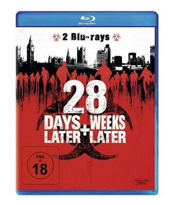 Blu-ray * 28 Days Later & 28 Weeks Later * NEU OVP