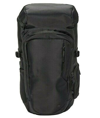 NWT~$148 Lululemon Men's Room To Roam Backpack WORK Laptop TRAVEL GYM Bag Black