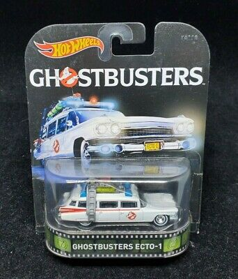 Hot Wheels Entertainment - Ghostbusters ECTO-1 - DJF42