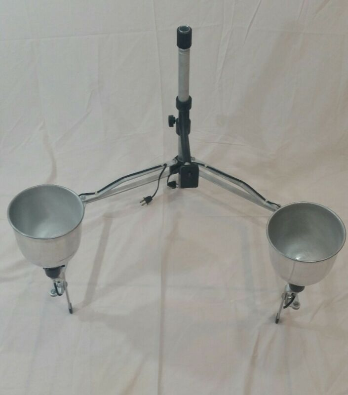 Vintage Camera lighting Reflectosol Stand
