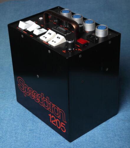 Speedotron Black Line 1205 Power Supply