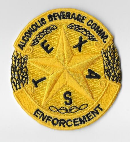 Texas Alcoholic Bev Commission Enforcement State Police Sheriff TX
