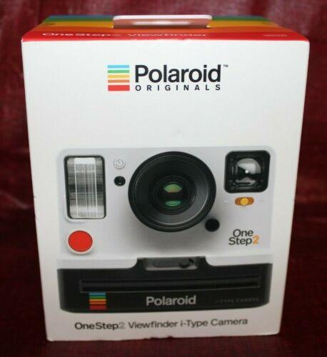 POLARIOD ORIGINALS ONE STEP2 Viewfinder iTYPE CAMERA - WHITE - NEW SEALED BOX