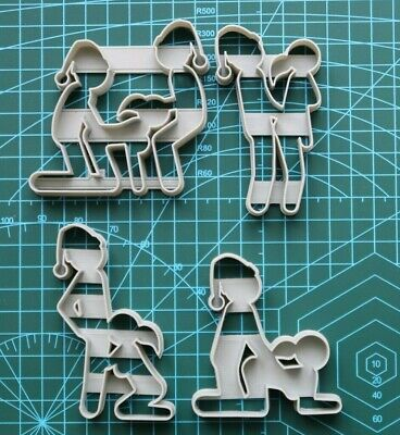 Christmas cookie cutters sex positions Kamasutra blowjob doggy etc free shipping ()