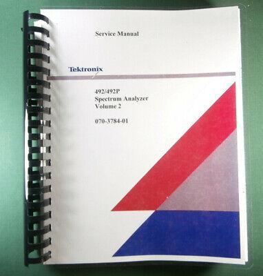 Test, Measurement & Inspection Tektronix 494AP Programming Manual ...