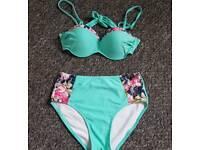 2 size 6/8 bikinis