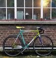 Vintage Road bike DAWES Reynolds500, size 22, alloy wheel set / new tyres - serviced & WARRANTY