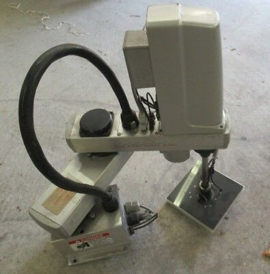 Yamaha High Speed Scara Robot Yk500xg With Controller Rcx142 Rgu-3