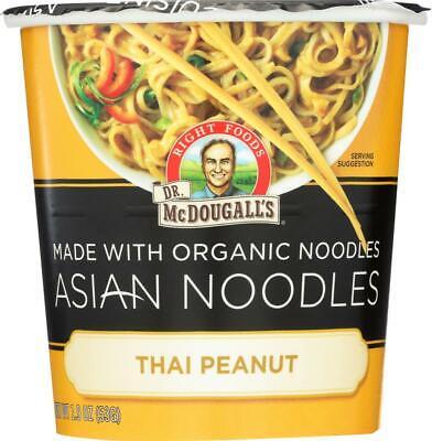 Noodle Og3 Thai Peanut (6 - 1.9 OZ) (Thai Peanut Noodles)