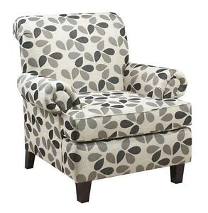 CANADIAN MADE ACCENT CHAIRS MEGA SALE (AD 340)