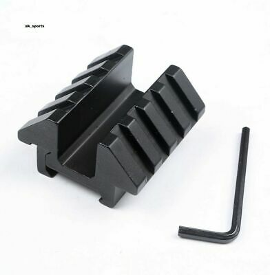 Dual Side 45 Degree Offside Mount Extension Picatinny Universal Off Rail