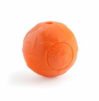 Planet Dog Orbee Tuff Industrial Diamond Plate Balls ORANGE