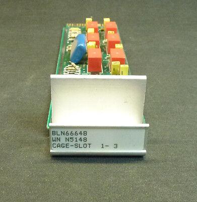 Motorola Centracom Board Interface Card Bln6664b22 Radio Communication Ham