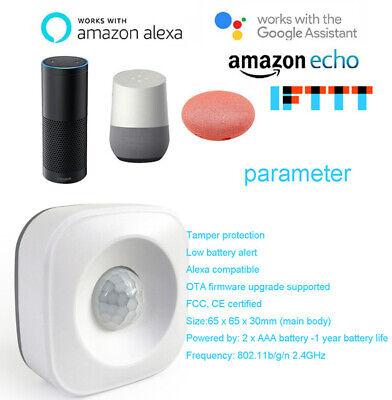 Google home smart wireless PIR motion sensor detector  for s