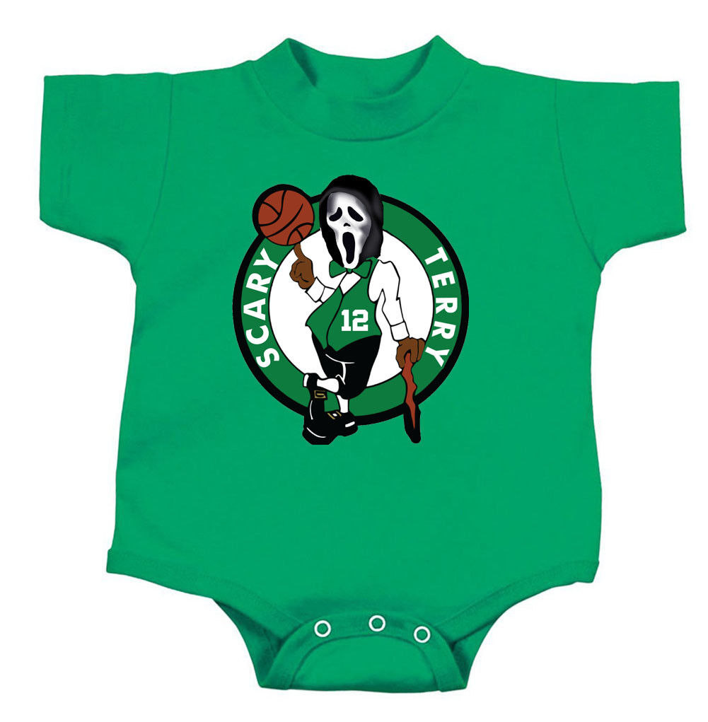 "Terry Rozier Boston Celtics ""Scary Terry"" T-Shirt"