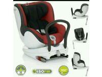 BRITAX Dualfix car seat Group 0+/1