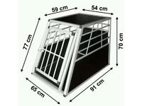 Dog cage for van or car