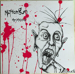 MUTTON-GUN-Amplexus-LP-1990-The-Chills-Dean-Wareham-new