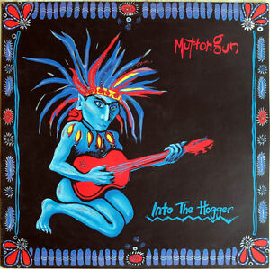 MUTTON-GUN-Into-The-Hogger-vinyl-LP-91-The-Chills-London-New-Zealand-band-new