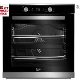NEW BOX BEKO Select BXIF35300X Electric Oven - Stainless Steel. £199.99