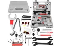 Odoland Bike Repair Tool Kit, 26 in 1 Bicycle Maintenance Tool Set with Multifunction Tool,