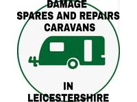 Wanted damaged or unwanted caravans