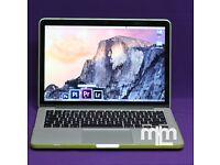 "2.6Ghz i5 13"" RETINA DISPLAY Apple MACBOOK PRO 8Gb 121GB SSD FL STUDIO 11 REASON 5 MICROSOFT OFFICE"