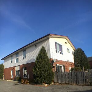 Bright One Bedroom Apartment in Secure Building- Wahnapitae