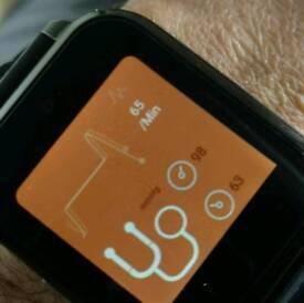 Finow q1 pro 4g smartwatch/phone