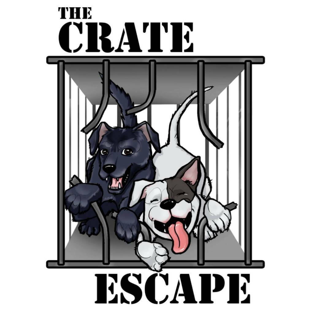 THE CRATE ESCAPE! Dog Walking Service.