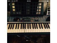 Piano electric