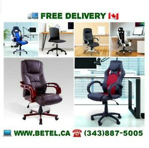 FREE DELIVERY | BRAND NEW Executive Computer Office Chairs