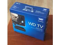 WD TV Media Player (Perfect Condition)