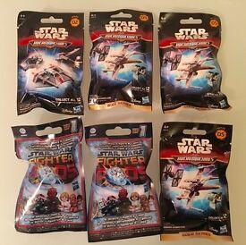 Star Wars Packs - Assorted - Brand New / Unopened