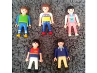 Set of 5 Playmobil Figures (Only £1 Each)