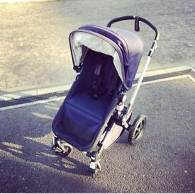Classic Navy Limited Edition Bugaboo Cameleon 3