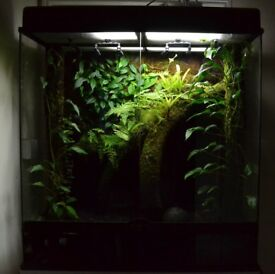 Exo Terra Vivarium 90 x 45 x 90 cm