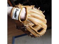 Leather Franklin American Baseball Team Catcher's Glove