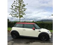 MINI one 1.4 3dr IMMACULATE condition ,lots of extras!