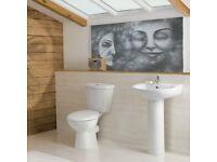 Uniko 4PC Bathroom Suite cheap