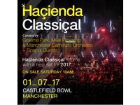 Hacienda Classical, Manchester, 1st July