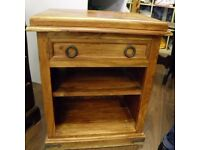 Indonesian Hardwood TV Cabinet - WE CAN DELIVER