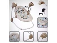 Automatic Baby Swing Music with Timer