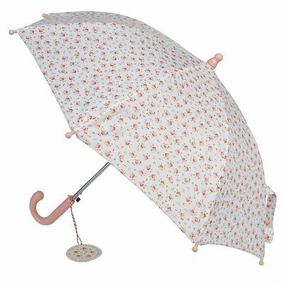 dotcomgiftshop CHILDRENS UMBRELLA LA PETITE ROSE . KIDS GIRLS BOYS BROLLY