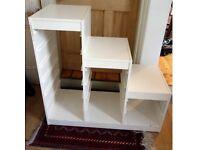 Ikea Trofast white storage furniture 4 pieces. £20/10 each
