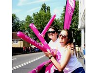 Volunteer Race Marshal at Sheffield Half Marathon
