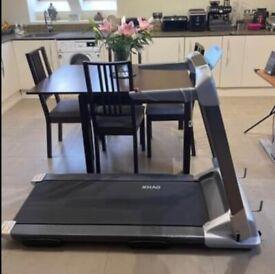OVICX Q2S Folding Portable Treadmill Compact