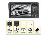 Audi a3 android oem look cd player, nav, bluetooth, app store