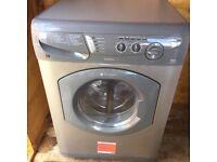 Washing machine & Dryer . HOTPOINT AQUARIUS