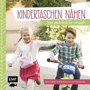 Kindertaschen nähen von Swantje Lindemann (2016, Gebundene Ausgabe)